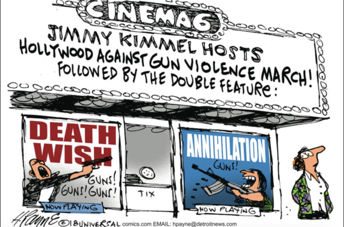 Hollywood Against Gun Violence