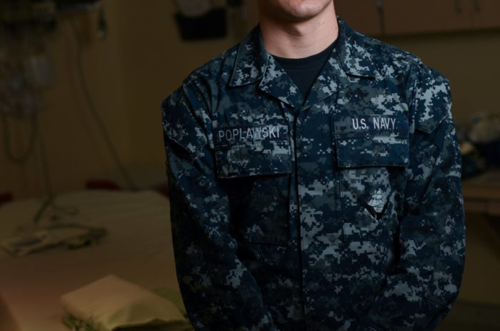 Navy Medics Get Prepared for Combat—With Tour of Duty in Chicago
