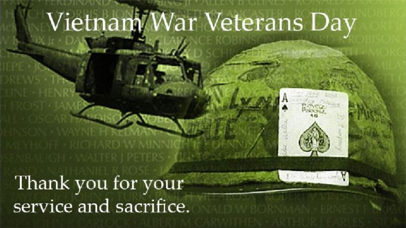 A day to honor Vietnam War Vets