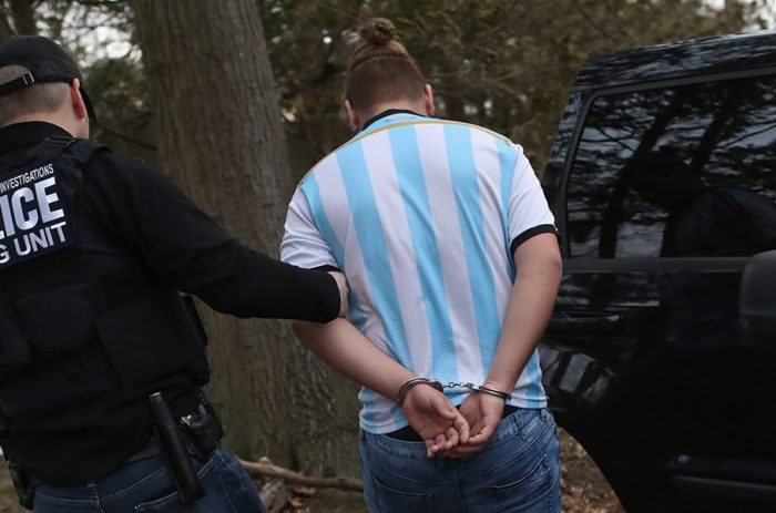 Dozens Of MS-13, Other Gang Members Released By Sanctuary Cities