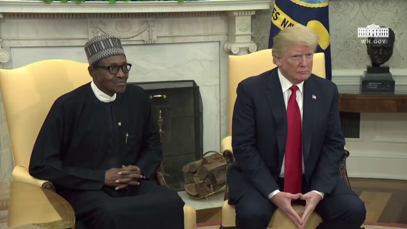 World News #3 – Nigeria's Buhari meets with Trump at White House