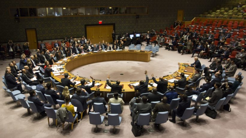Tuesday's World #3 – U.N. Security Council meets after suspected chemical attack in Syria