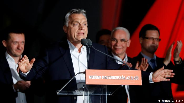 Tuesday's World #2 – Hungary's conservative PM wins landslide victory