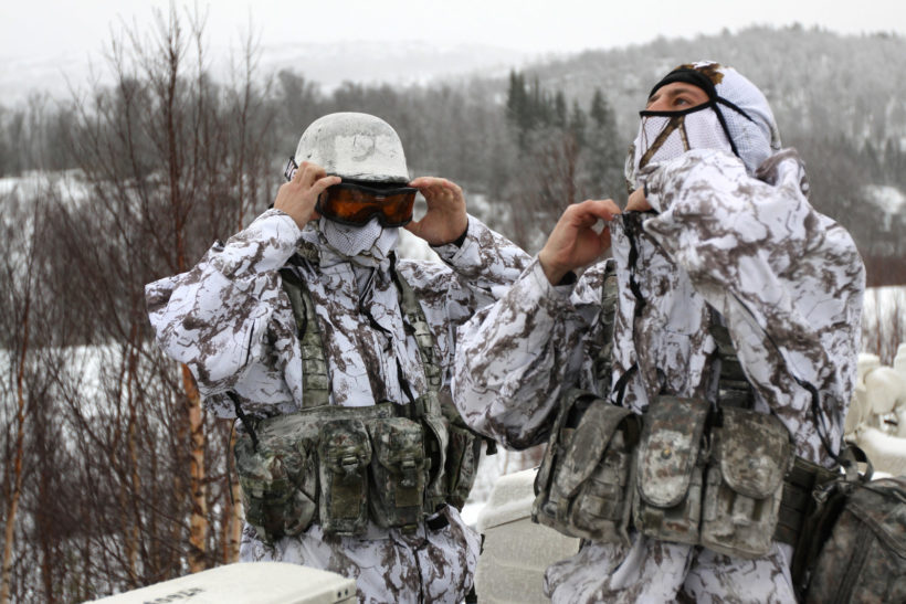 World #2 – 35,000 soldiers in Norway's biggest war drill since the Cold War