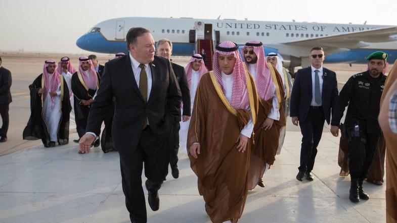 "U.S., Saudi Arabia and Israel: ""Iran supports terrorists"""