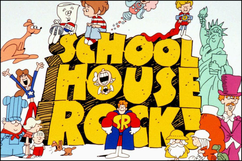 'Schoolhouse Rock'