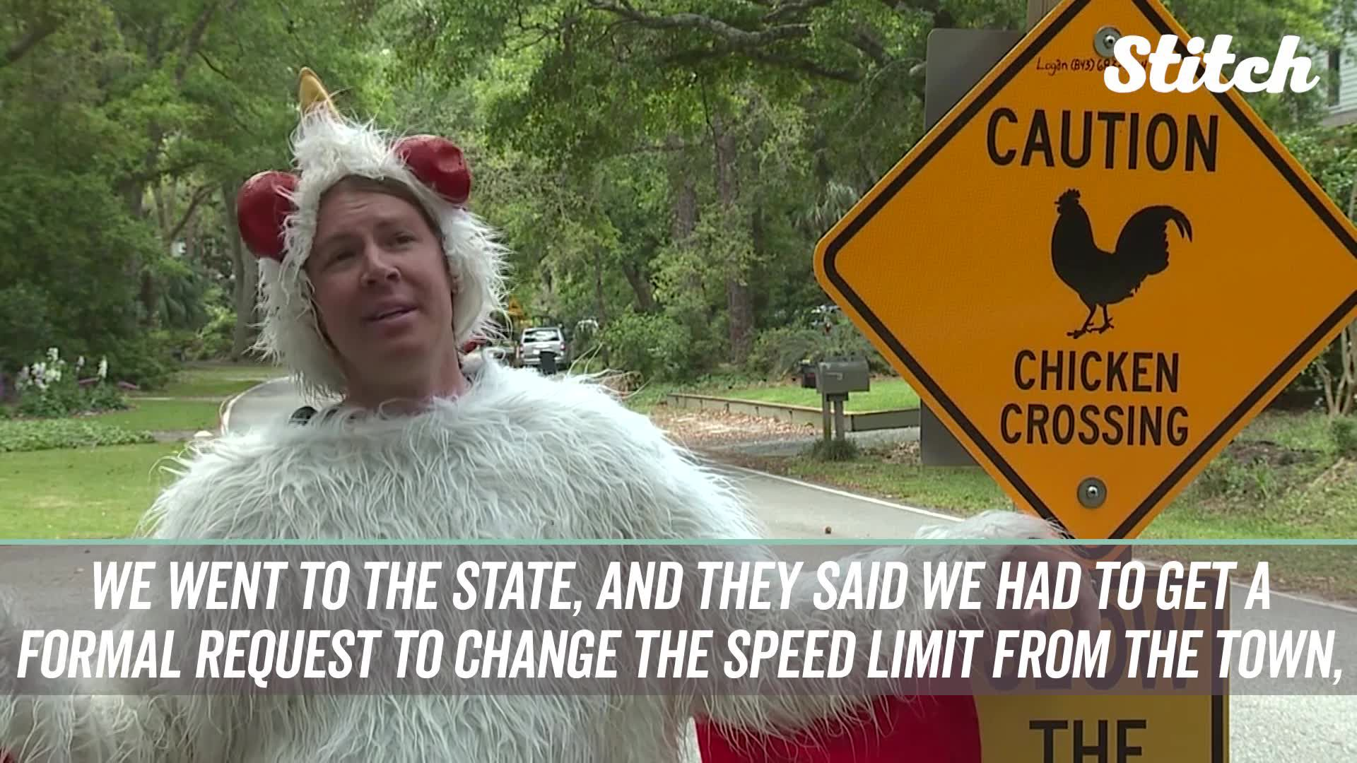 Further Down Road To Socialism >> Why did the chicken cross the road?
