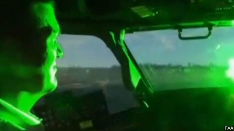 World News #1 – Pilots from U.S. air base in DJIBOUTI targeted with lasers