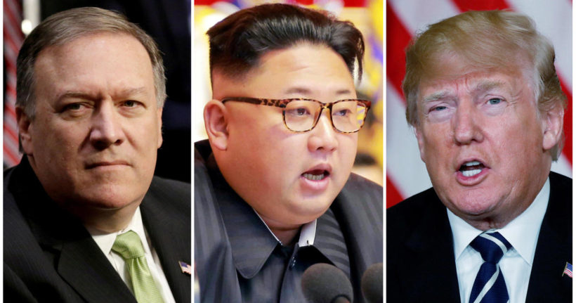 White House 'still hopeful' for summit after Pyongyang reversal