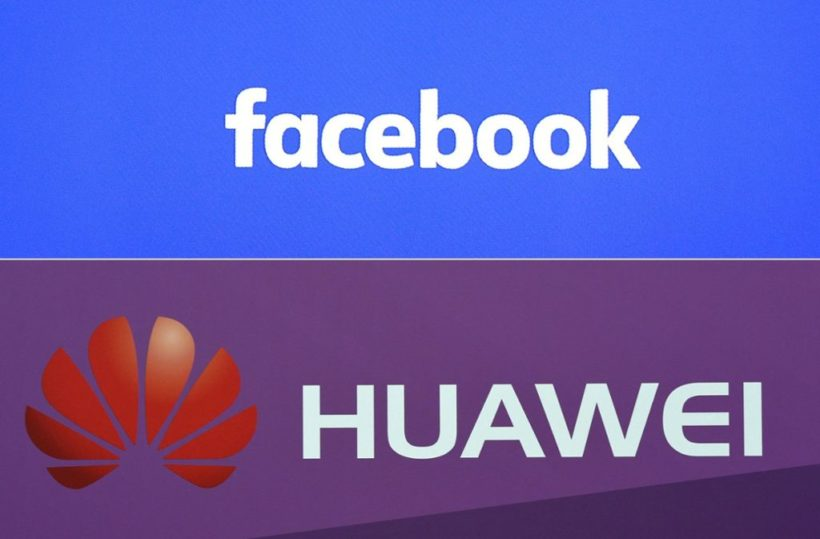 Facebook shared data with Chinese companies
