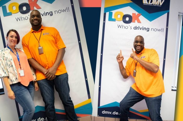 Delaware DMV creates selfie zones to discourage license photos