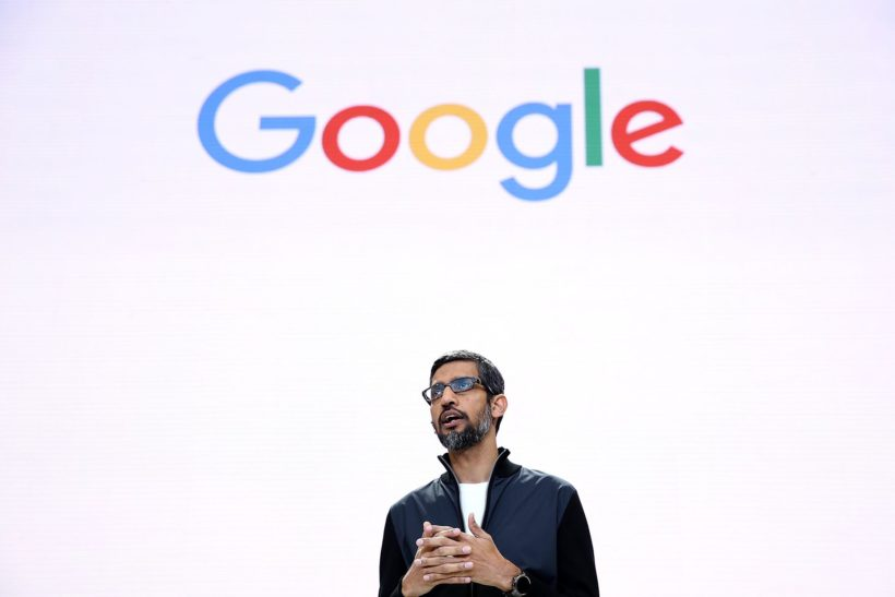 Google to help Chinese government track its citizens