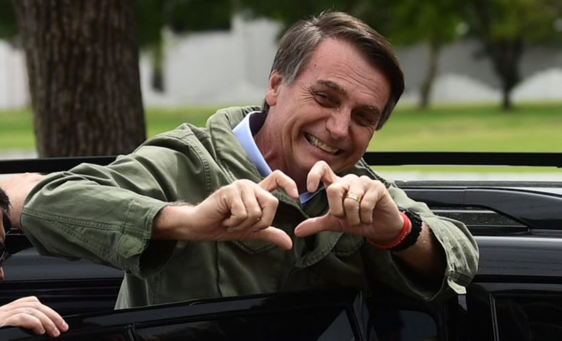 World #1 – Conservative beats socialist in Brazil presidential election