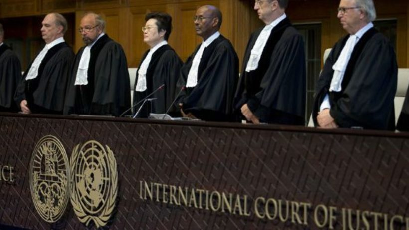 UN's world court orders US to ease Iran sanctions