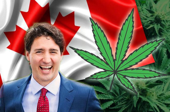 World #3 – Canada legalizes recreational marijuana