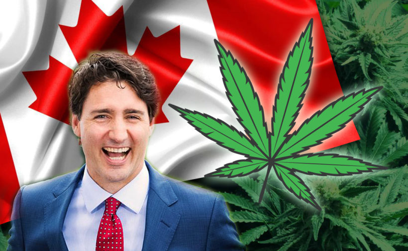 World #3 – Canada legalizes recreational marijuana