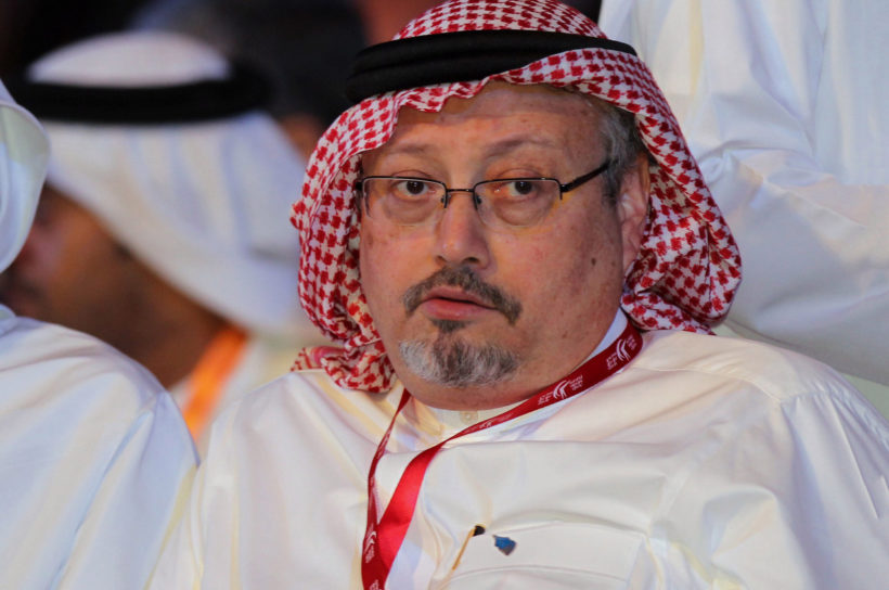 World #1 – Saudi journalist who criticized crown-prince disappears