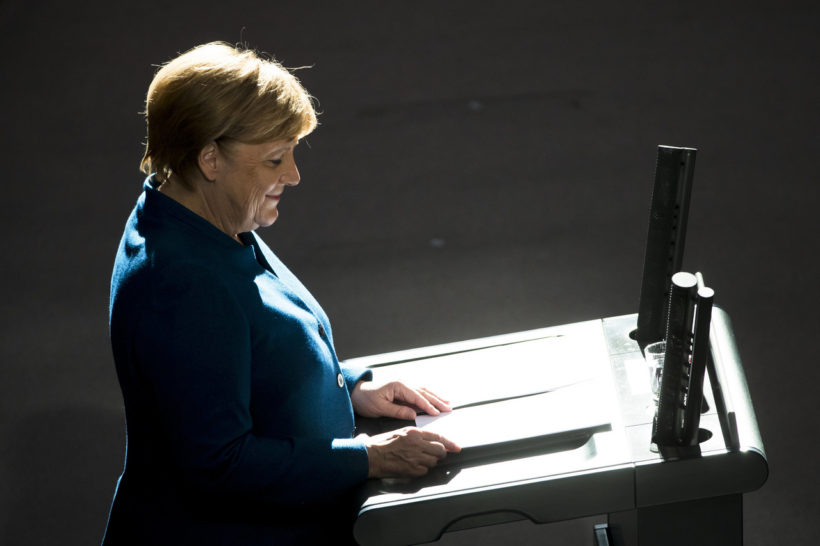 World #3 – German Chancellor opens Germany to U.S. gas sales