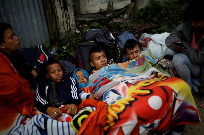 World #2 – Millions of Venezuelans flee dire conditions caused by Socialist government