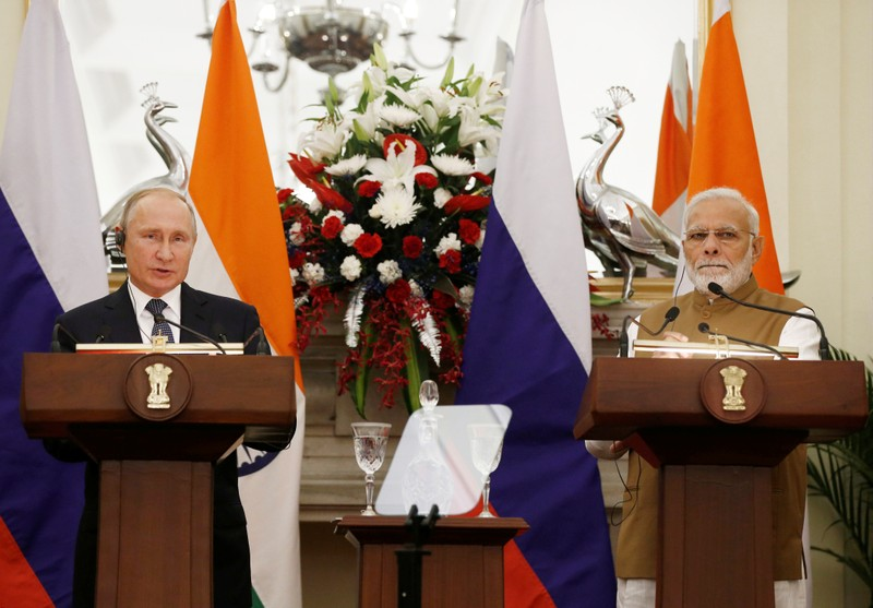 World #2 – India Quietly Seals Missile Deal With Russia Despite U.S. Warning