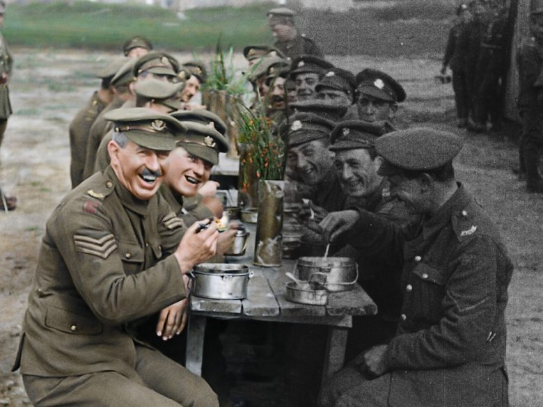 Peter Jackson Restored and Colorized WWI Footage, and the Results are Remarkable — Watch