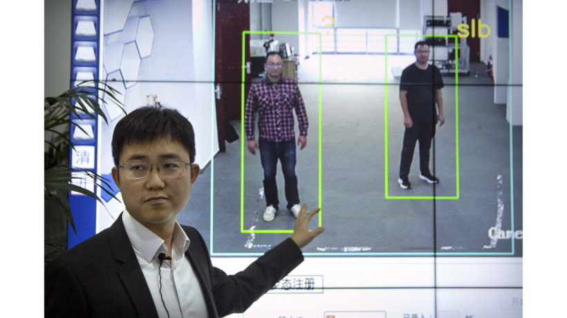 China's latest recognition technology can ID people by how they walk