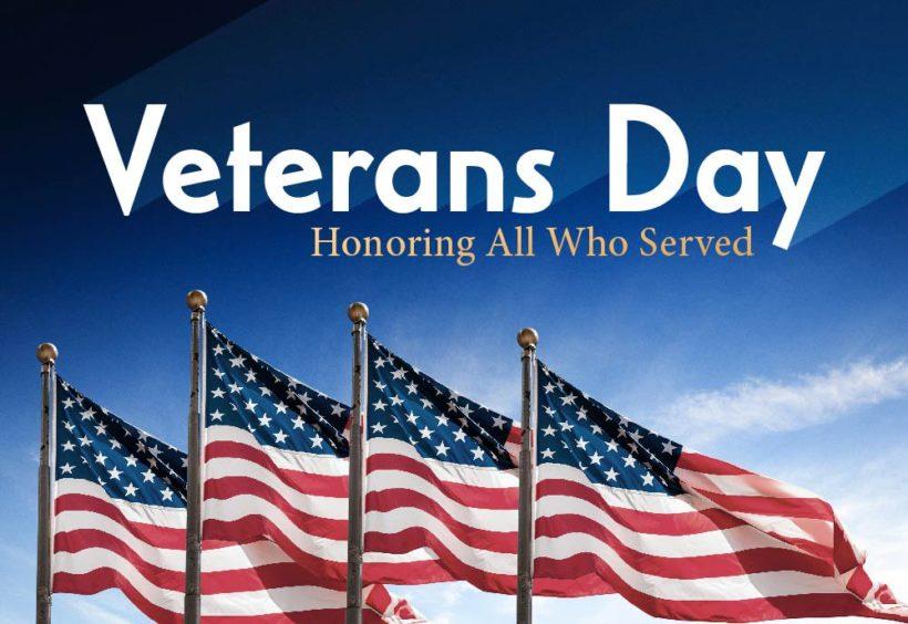 My Veterans Day Test