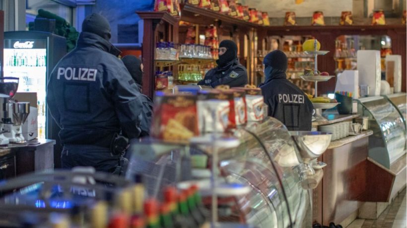 World #1 – Italy: Suspected mafia members arrested in coordinated international raids