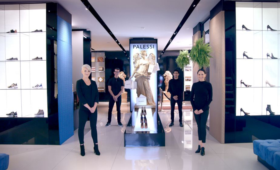 a3073ce4e31 Payless fools social media influencers with a fake luxury store
