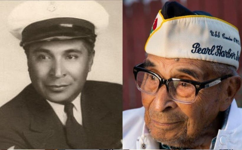 Oldest U.S. survivor of Pearl Harbor dies at 106