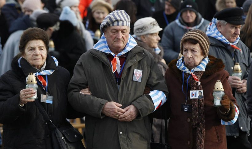 World #1 – Poland: Memorial held at Auschwitz on International Holocaust Remembrance Day
