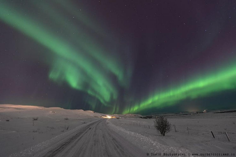 iceland�s northern lights