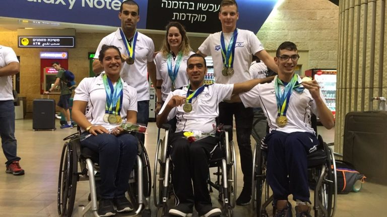 World #2 – Malaysia bans Israeli athletes from paralympic games, IPC bars Malaysia from hosting