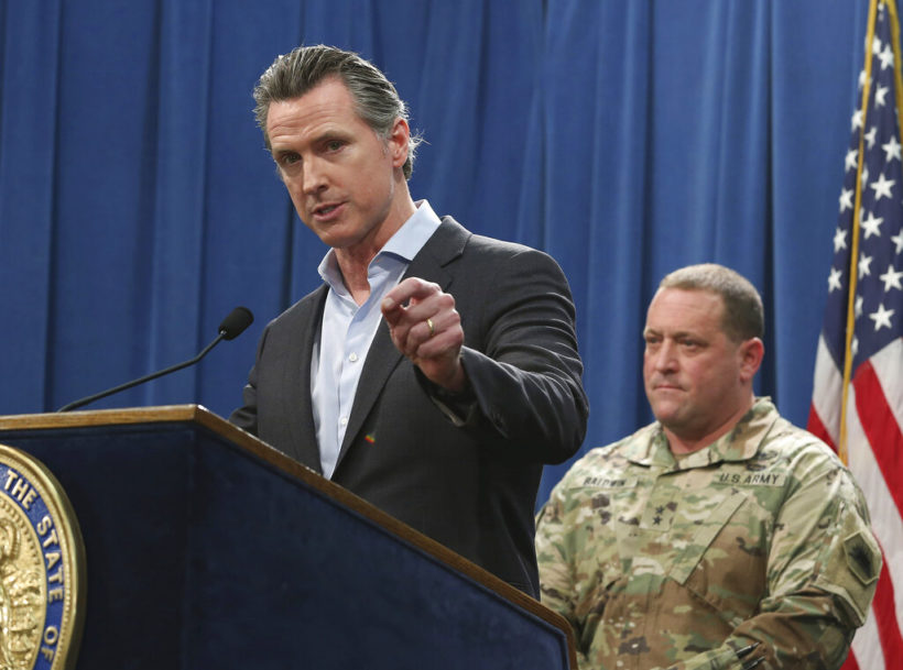 California to Pull Troops from US-Mexico Border in Rebuke to Trump