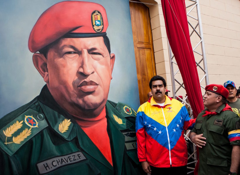 """Networks ignore reason for crisis in Venezuela – 93% of reports don't mention """"socialism"""""""