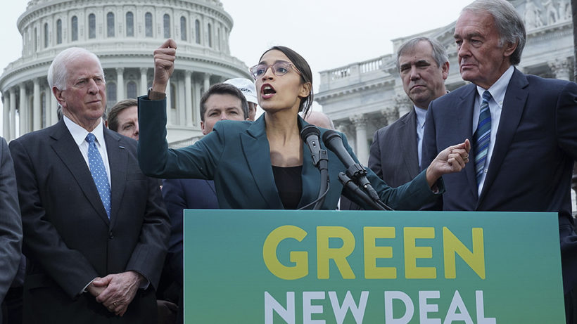 Media ignores most extreme parts of Green New Deal