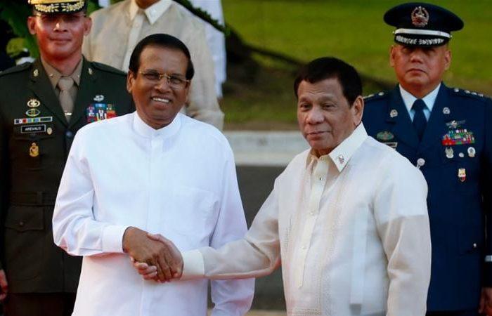 World #2 – Sri Lanka leader ends 43-year moratorium on capital punishment