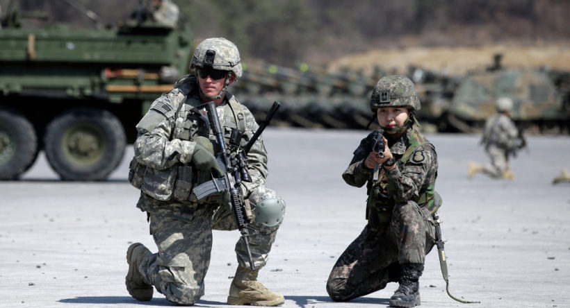 World #3 – South Korea signs deal to pay more for U.S. troops