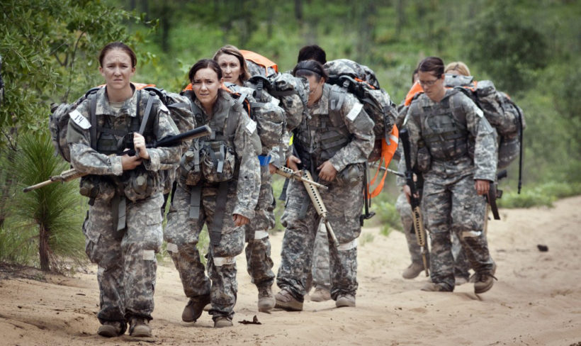 Judge rules women are not exempt from draft registration