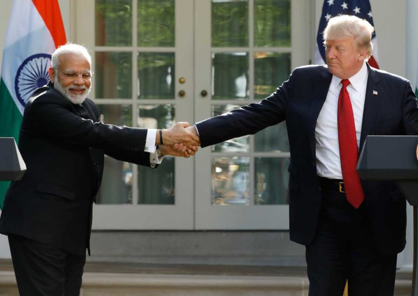 Trump terminates preferential trade status to India, Turkey
