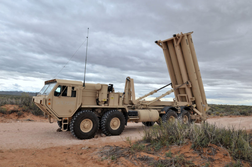 World #1 – U.S. deploys THAAD missile defense system to Israel