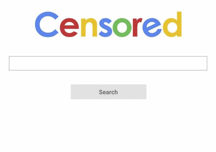 Google still secretly building censored search engine for China
