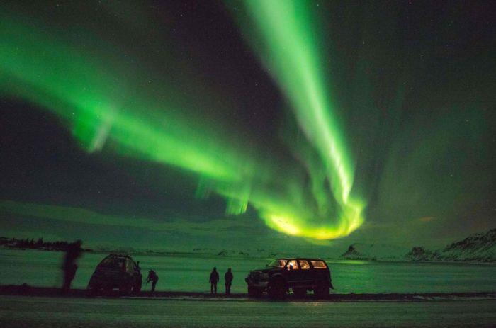 Icelandic police say tourists keep crashing…