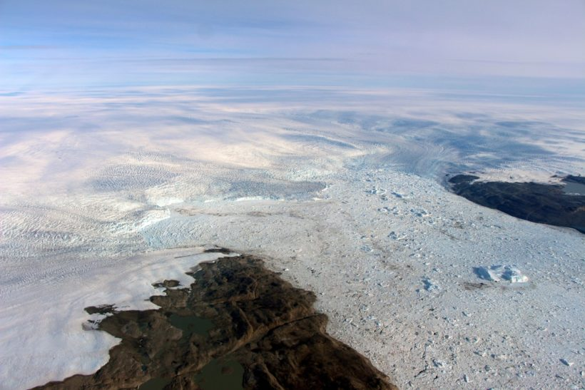 World #1 – Greenland's shrinking glacier now growing again