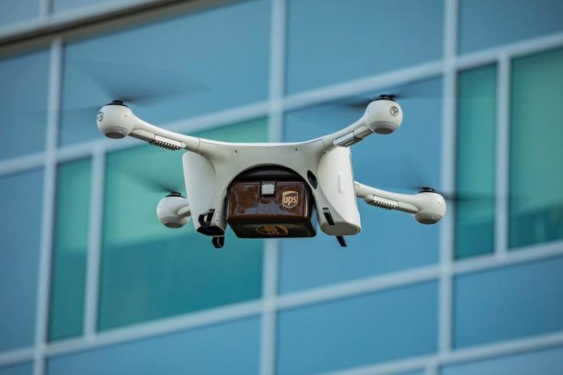 N.C. hospital delivering blood with drones in pioneering medical program