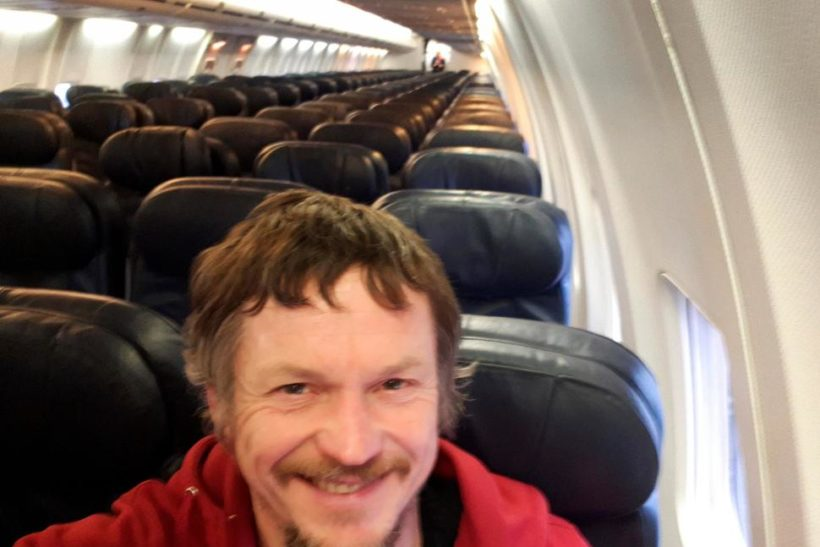 Lithuanian Man Gets Commercial Flight To Italy All To Himself