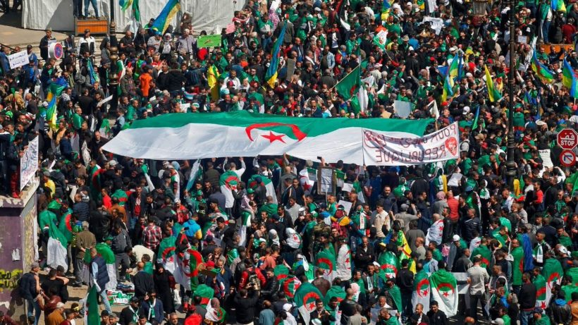 World #3 – Algerian president resigns but massive protests continue