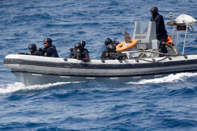 U S  Navy leads training to fight pirates