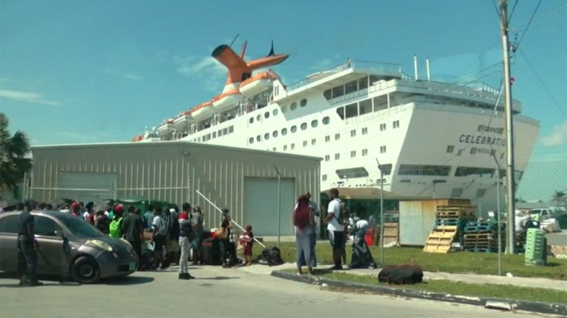 World #2 – Bahamas: U.S. Coast Guard and cruise ships to the rescue
