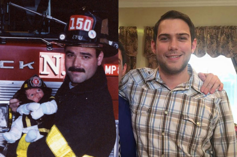 9/11 firefighters' kids join FDNY